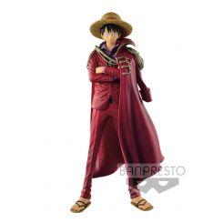 One Piece figurine King Of Artist Monkey D Luffy 20th Anniversary Design Banpresto