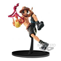 One Piece figurine SCultures Big Zoukeio 6 Portgas D Ace Banpresto