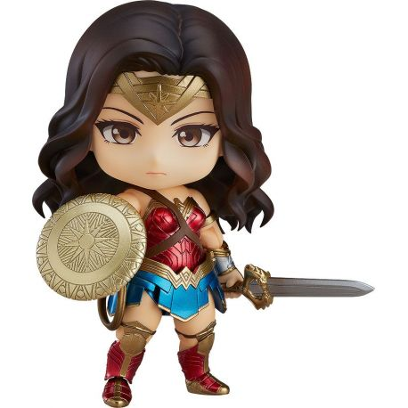 Wonder Woman Movie figurine Nendoroid Wonder Woman Hero's Edition Good Smile Company