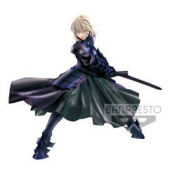 Fate/Stay Night Heaven's Feel statuette Saber Alter Banpresto