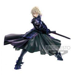 Fate/Stay Night Heaven's Feel statuette Saber Alter Banpresto