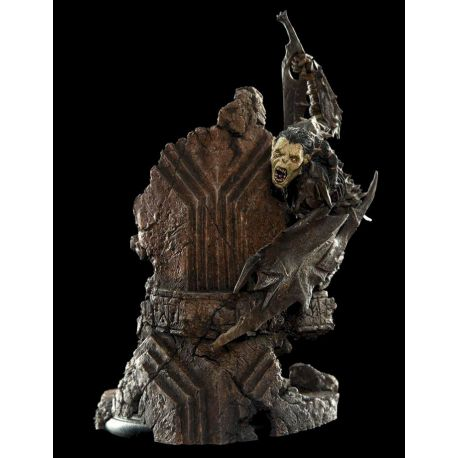 Le Seigneur des Anneaux statuette Moria Orc WETA Collectibles