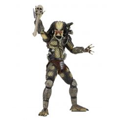 Predator figurine Jungle Hunter unmasked 30th Anniversary Neca