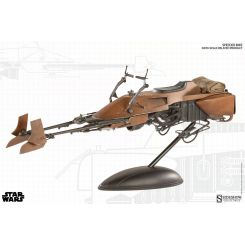Star Wars Véhicule 1/6 Speeder Bike Sideshow Collectibles