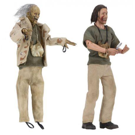 Massacre à la tronçonneuse figurine Retro Nubbins Collecter's Set NECA