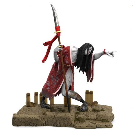 Killer Instinct figurine Hisako Ultimate Source