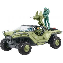 Halo maquette Level 2 Build & Play sonore et lumineuse 1/32 UNSC-Warhog Revell