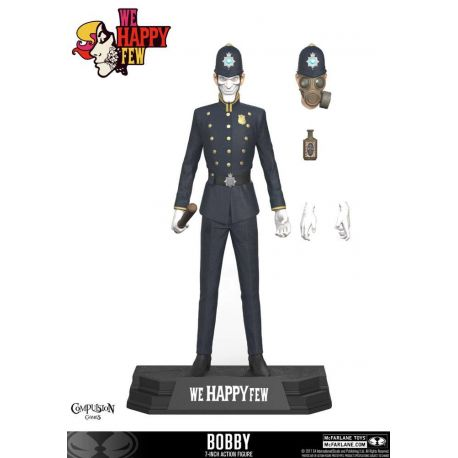 We Happy Few figurine Bobby McFarlane Toys