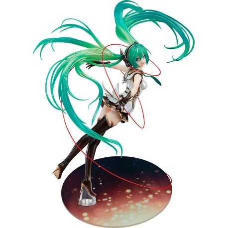Rage of Bahamut Genesis statuette 1/8 Hatsune Miku Winter Heroine Ver. Max Factory