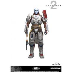 Destiny 2 figurine Zavala McFarlane Toys