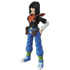 Dragonball Z figurine Plastic Model Kit Figure-rise Standard Android C 17 Bandai