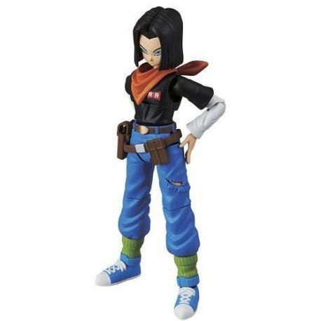 Dragonball Z figurine Plastic Model Kit Figure-rise Standard Android C 17 Bandai