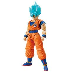 Dragonball Z figurine Plastic Model Kit Figure-rise Standard Super Saiyan God Super Saiyan Son Bandai