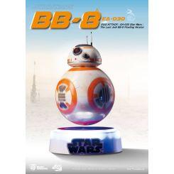 Star Wars Episode VIII diorama lumineux Egg Attack BB-8 Floating Ver. Beast Kingdom Toys