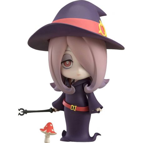 Little Witch Academia figurine Nendoroid Sucy Manbavaran Good Smile Company