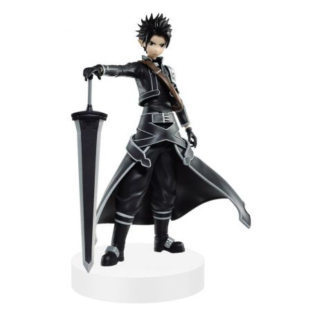 Sword Art Online figurine Kirito Fairy Dance Banpresto