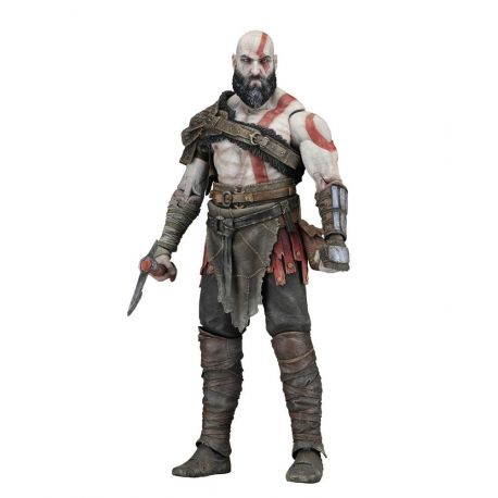 God of War 2018 figurine 1/4 Kratos Neca