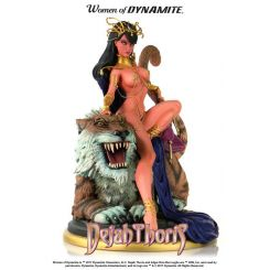 Women of Dynamite statuette Dejah Thoris by J. Scott Campbell Dynamite Entertainment