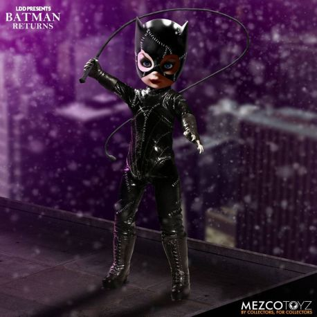 Batman Returns Living Dead Dolls Presents poupée Catwoman Mezco Toys