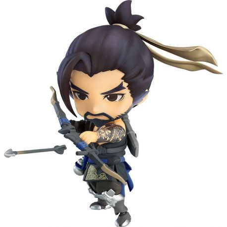 Overwatch figurine Nendoroid Hanzo Classic Skin Edition Good Smile Company