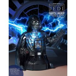 Star Wars Episode VI buste 1/6 Darth Vader Emperor's Wrath Gentle Giant
