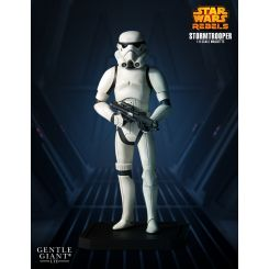 Star Wars Rebels statuette 1/8 Stormtrooper Gentle Giant