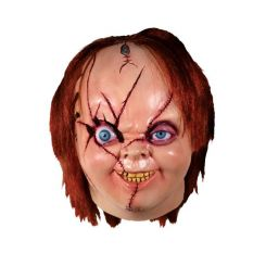 La Fiancée de Chucky masque latex Chucky Version 2 Trick Or Treat Studios