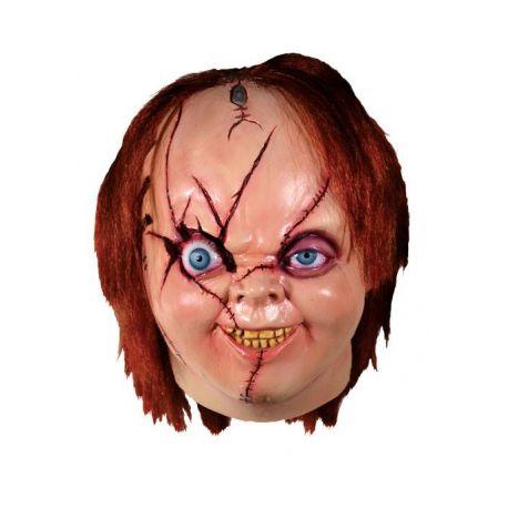 La Fiancée de Chucky masque latex Chucky Version 2 Trick Or Treat Studios