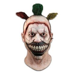 American Horror Story masque latex Twisty the Clown Trick Or Treat Studios