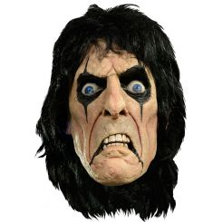 Alice Cooper masque latex Trick Or Treat Studios