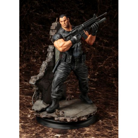 Marvel Comics Fine Art statuette 1/6 The Punisher Kotobukiya