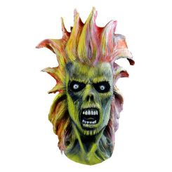 Iron Maiden masque latex Eddie Trick Or Treat Studios