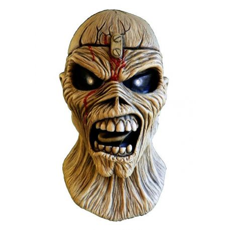 Iron Maiden masque latex Piece of Mind Trick Or Treat Studios