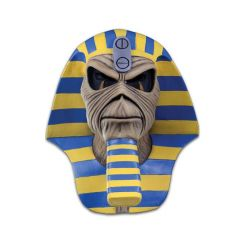 Iron Maiden masque latex Powerslave Cover Mask Trick Or Treat Studios