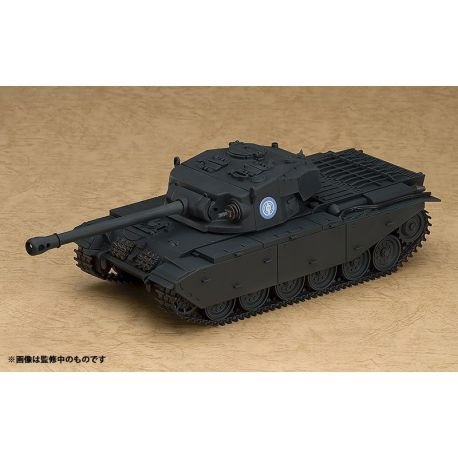 Girls und Panzer der Film Véhicule Nendoroid More Centurion Good Smile Company