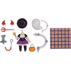 Nendoroid More accessoires pour figurines Nendoroid Halloween Set Female Ver. Good Smile Company