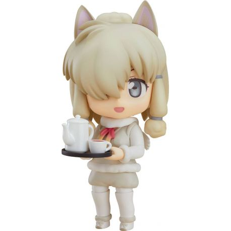 Kemono Friends figurine Nendoroid Alpaca Suri Good Smile Company