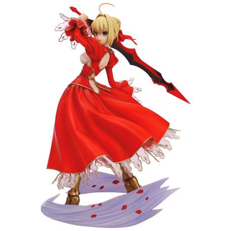 Fate/ Extra statuette 1/7 Saber Kotobukiya