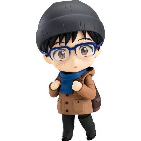 Yuri!!! on Ice figurine Nendoroid Yuri Katsuki Casual Ver. Orange Rouge