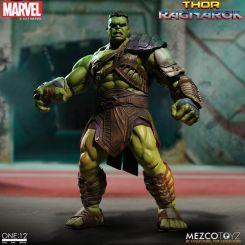 Thor Ragnarok figurine 1/12 Hulk Mezco Toys