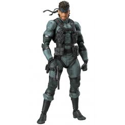 Metal Gear Solid 2 Sons of Liberty figurine Figma Solid Snake MGS2 Ver. Max Factory