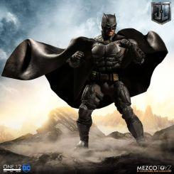 Justice League figurine 1/12 Tactical Suit Batman Mezco Toys