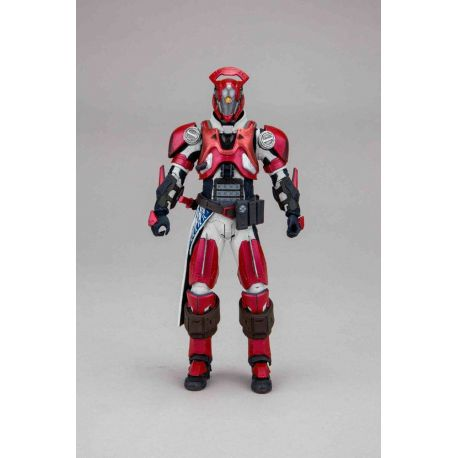 Destiny figurine Vault of Glass Titan Feud Unfading Shader McFarlane Toys