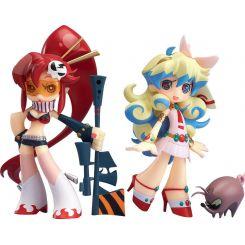 Tengen Toppa Gurren Lagann pack statuettes Yoko & Nia Boota PSG Arrange Ver. Phat!