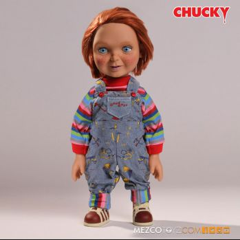 Chucky Jeu d´enfant poupée parlante Good Guys Chucky (Child´s Play) Mezco Toys