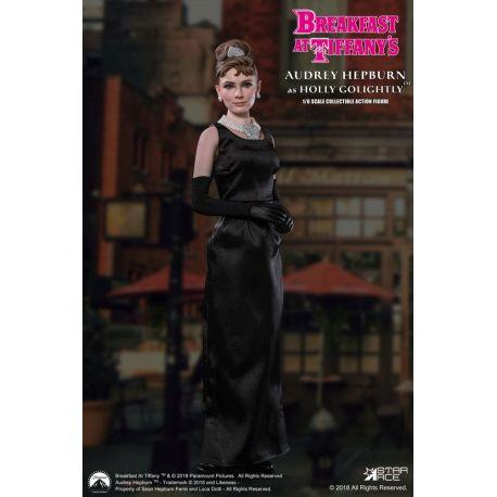 Diamants sur canapé figurine MFL 1/6 Holly Golightly (Audrey Hepburn) Star Ace Toys