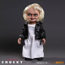 La Fiancée de Chucky poupée parlante Tiffany Mezco Toys