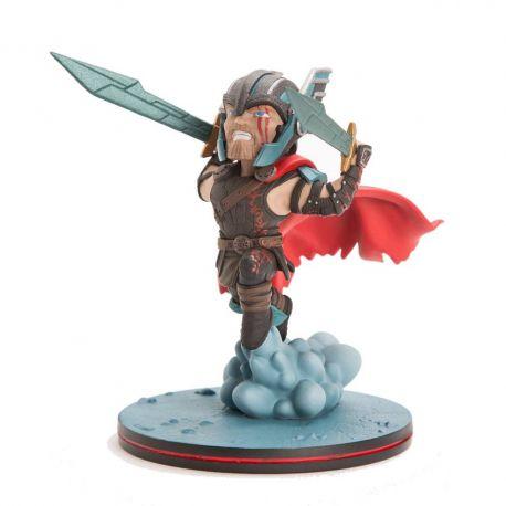 Thor Ragnarok figurine Q-Fig Thor Quantum Mechanix