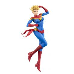 Marvel Bishoujo statuette 1/7 Captain Marvel Kotobukiya