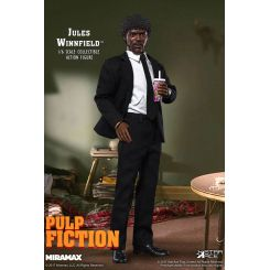 Pulp Fiction figurine My Favourite Movie 1/6 Jules Winnfield Star Ace Toys